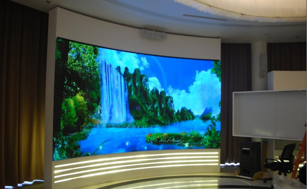 Fixed Indoor P3 LED display
