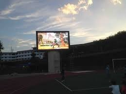 Outdoor P6 SMD Fixed installation LED Display