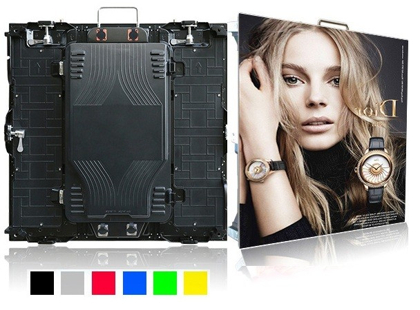 Indoor p6 576mmx576mm Rental LED display
