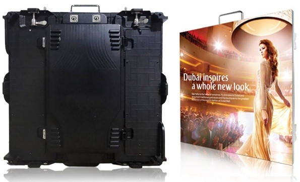 Outdoor P6 576mmx576mm Rental LED display